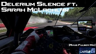 Delerium Silence Ft Sarah McLachlan Rhys Fulber Mix Project Cars 2