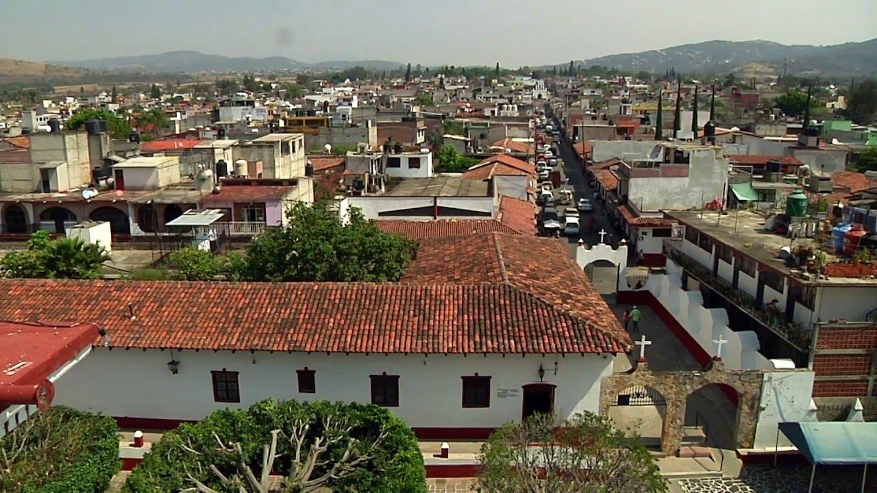 Conoce Tonatico, paraíso del sur mexiquense - YouTube