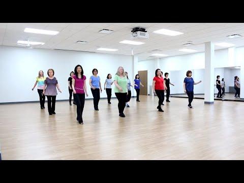 Love Ain't - Line Dance (Dance & Teach in English & 中文)