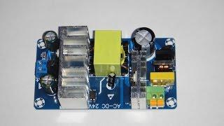 блок питания 24V для паяльника DSK T 12-D на жалах Hakko T-12(, 2016-04-03T11:47:25.000Z)