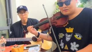 Tùng Acoustic ft Trường Lê live stream