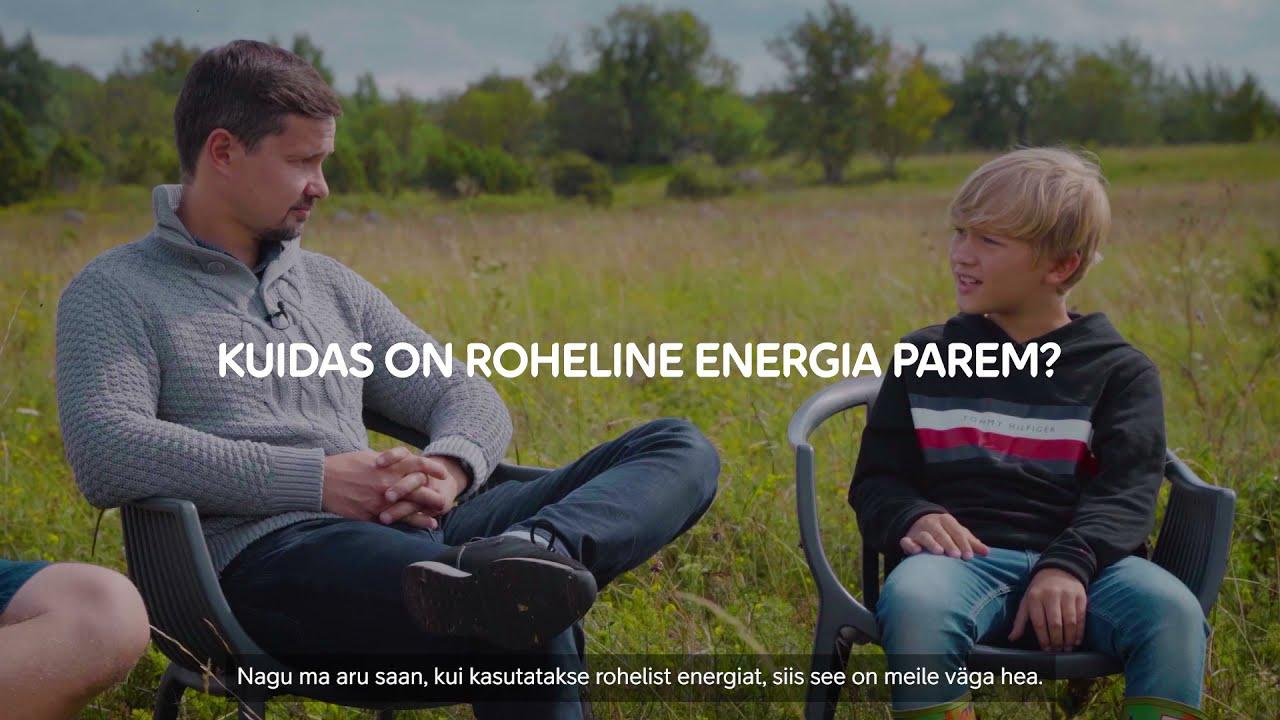 Telia x Roheline Energia