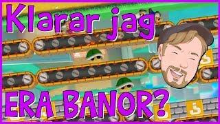 Nya utmaningar! (Tittarbanor) - Super mario maker 2 på Svenska