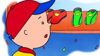 Caillou English Full Episodes | Caillou's New Shoes | Cartoon Movie | Cartoons for Kids