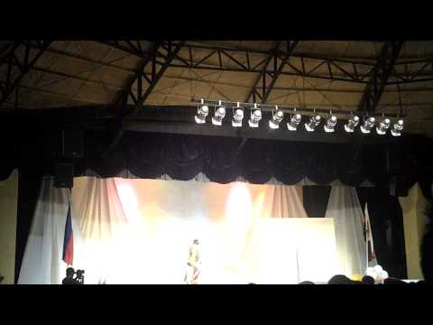 Binibining Bukidnon 2013  Talent of Miss Valencia