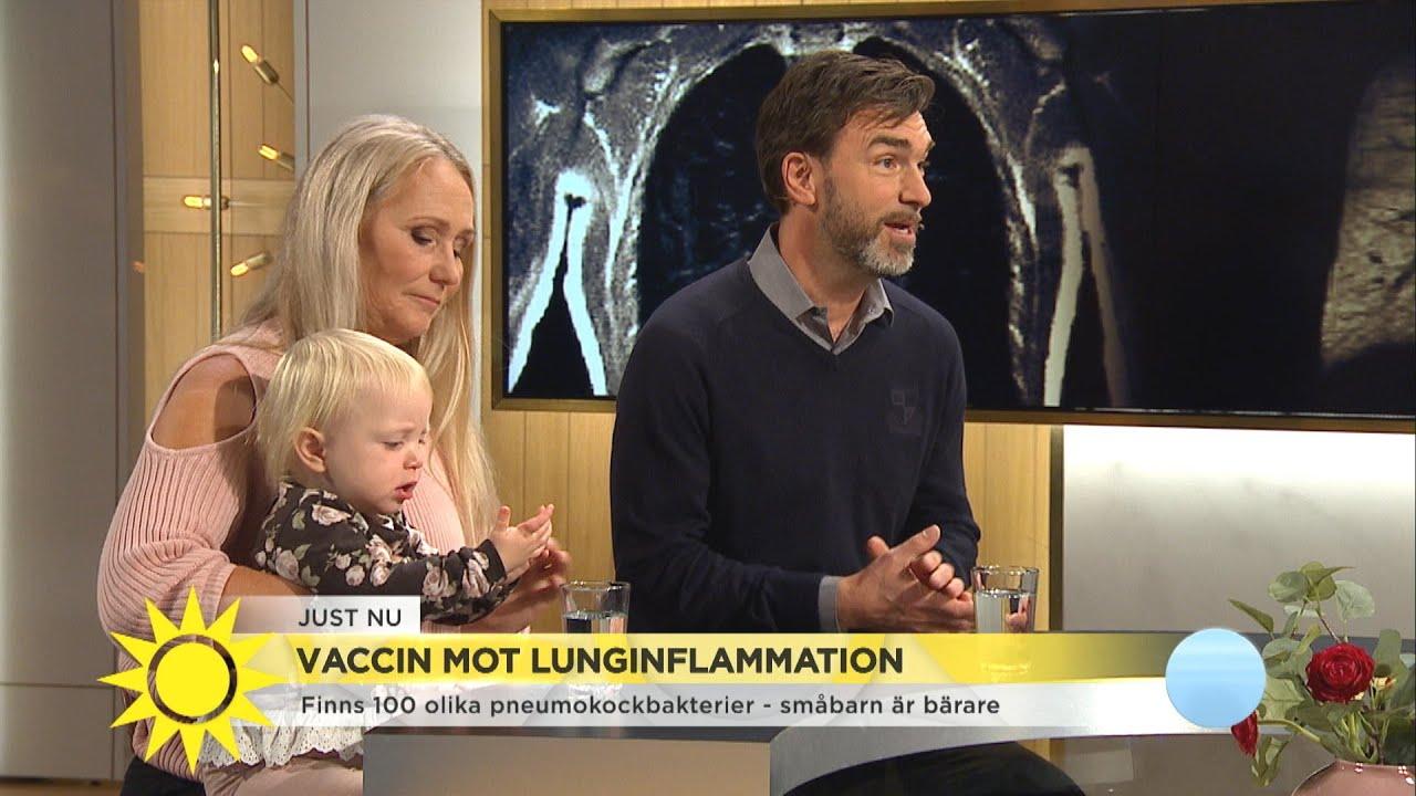 bästa vaccin mot lunginflammation