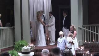 The Wedding Ceremony of Bob & Mary
