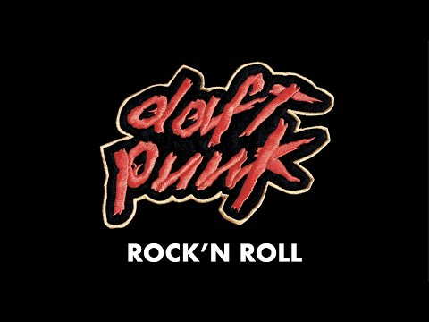 Daft Punk - Rock'n Roll (Official Audio)