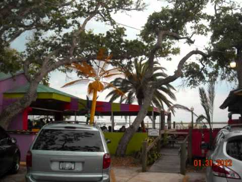 Daytona Beach, Hidden Treasures Bar & Grill, Ponce Inlet, FL.