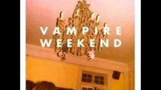 Oxford Comma-Vampire Weekend