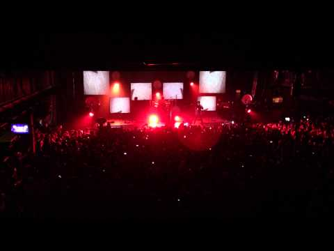 The Weeknd - Wicked Games, The Morning, House of Balloons, Glass Table Girls - Boston 10/22/2012