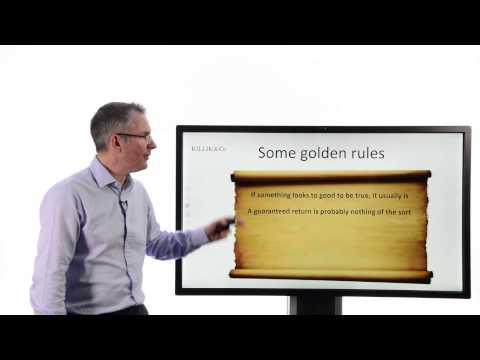 Tim Bennett Explains: How to avoid the latest pension scams