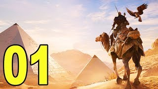 Assassin's Creed Origins - Part 1 - The Beginning