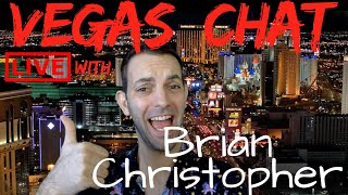🔴LIVE - VEGAS Chat with Brian Christopher - Rudies Weekend Info and More!