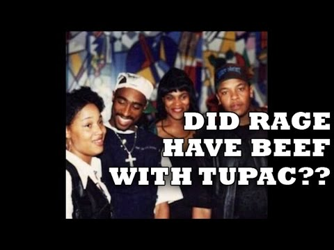 The Lady Of Rage Recalls Bumping Heads With Tupac