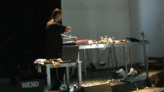 swamps up nostrils live @ numusic 2006, extract