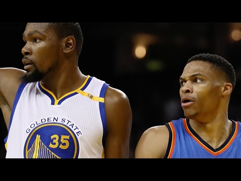 Russell Westbrook joining Kevin Durant and the Warriors?!?!