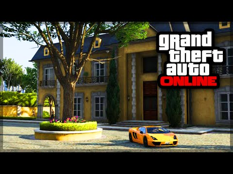 GTA 5 DLC SPENDING SPREE! - DECORATING MANSION, CUSTOM CARS