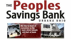 Peoples Savings Bank comercial 9 5 12