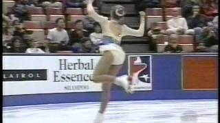 Tara Lipinski (USA) - 1997 Skate America, Ladies' Short Program