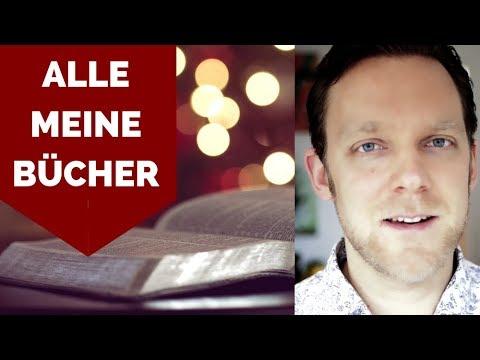MEINE BÜCHER: Roomtour - Ich stelle meine BIBLIOTHEK vor!!