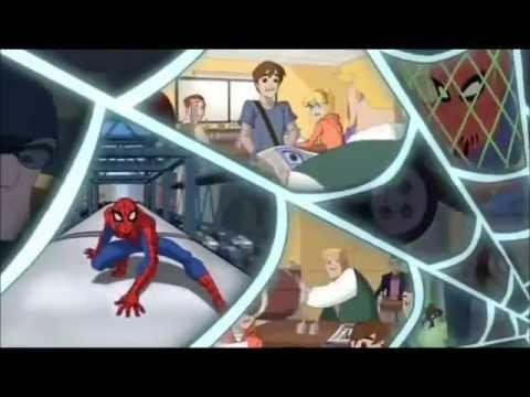 Todos los openings de todas las series del Hombre Araña