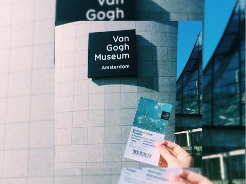 Vlog : VAN GOGH MUSEUM !?