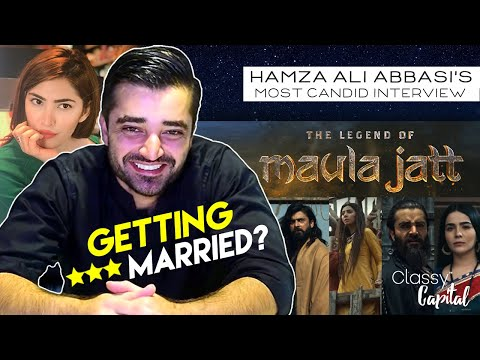 Hamza Ali Abbasi's funniest interview till date by Classy Capital Mag ! A Must Watch.