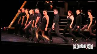 "Carly Hughes and the Company of ""Chicago"" Sing ""All That Jazz"""