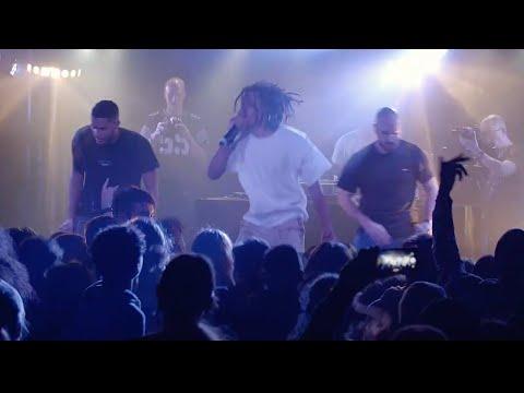 Youtube: 313 LIVE CONCERT«LA BOULE NOIRE»