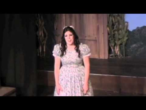 Jessie Harrison as Laurey Williams- Out Of My Dreams- Oklahoma the Musical
