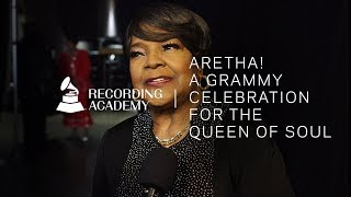 Shirley Caesar Honors Aretha Franklin With Performance | Aretha! A GRAMMY Celebration