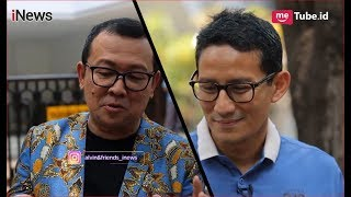 Download Video Jawaban Sandiaga saat Ditanya Penggalangan Dana Prabowo Rp10 Triliun Part 01 - Alvin & Friends 15/10 MP3 3GP MP4
