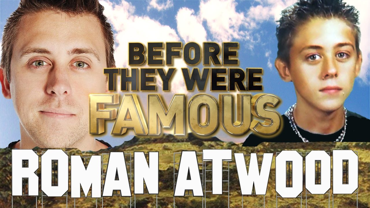 ROMAN ATWOOD - Before They Were Famous - UPDATED
