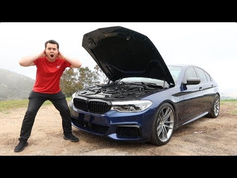 606HP Dinan BMW M550i Review - FASTER THAN AN M5?!