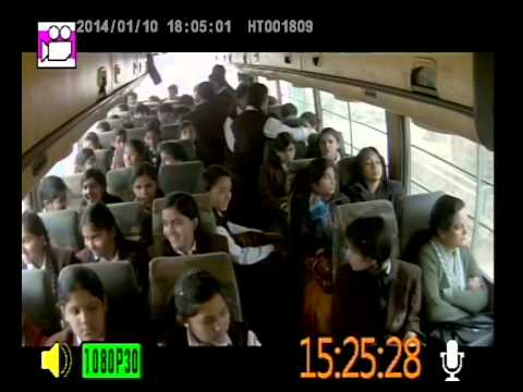 School Bus Real Time Live Monitoring Cctv Camera