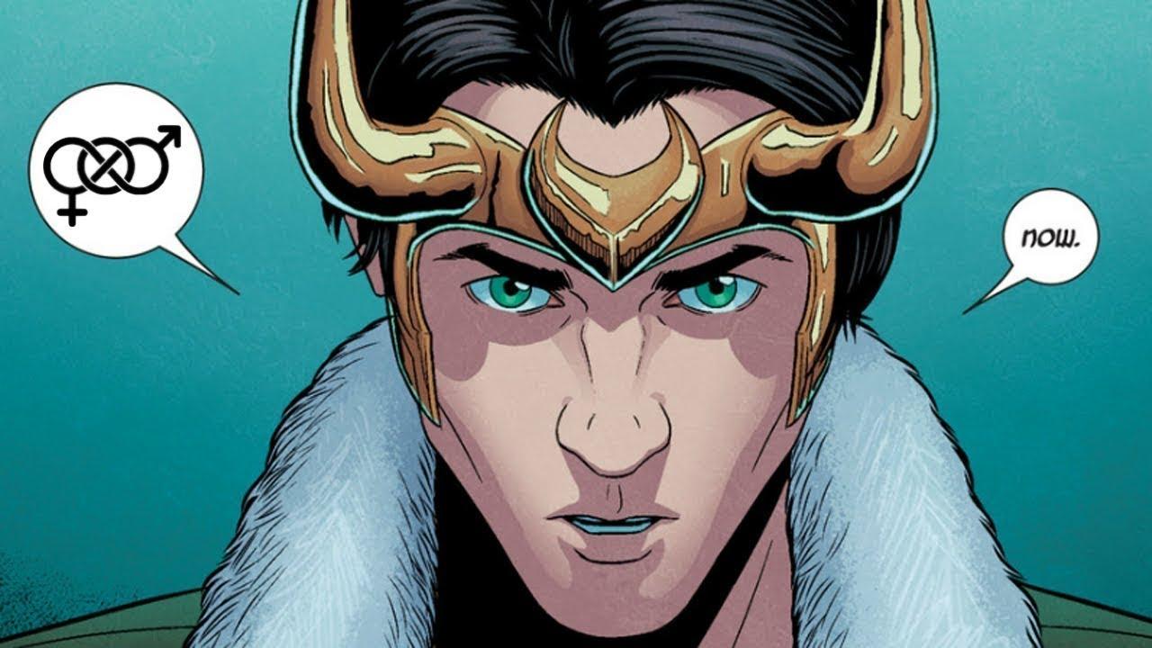 Marvel's Loki is gender fluid and queer - WAINGAFAT ...