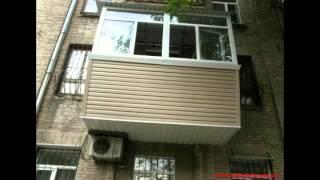 заказать остекление балкона под ключ окна рехау днепропетровск недорого(, 2015-04-20T15:27:13.000Z)