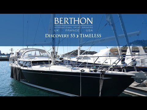 Discovery 55 (TIMELESS) - Yacht for Sale - Berthon International Yacht Brokers