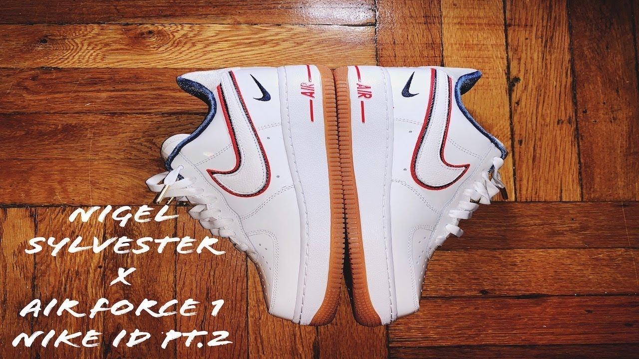 Unboxing 4k Force Pt In Sylvester Shot 1 Air Nike Reviewamp; 2 Nigel X Id UMzVqpS