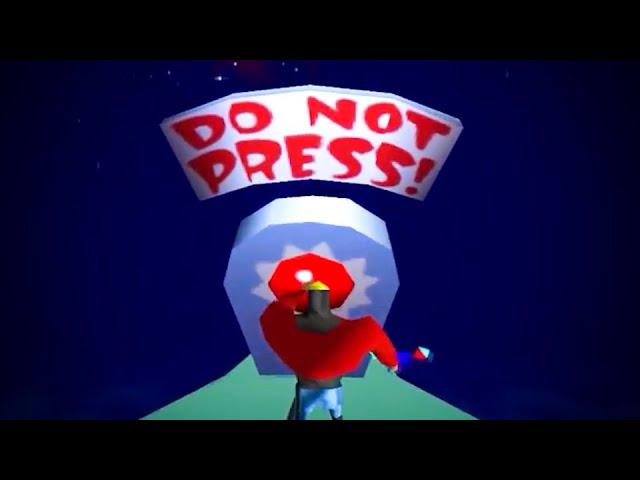 10 botões de videogame que você não deveria ter pressionado (mas totalmente fez) + vídeo