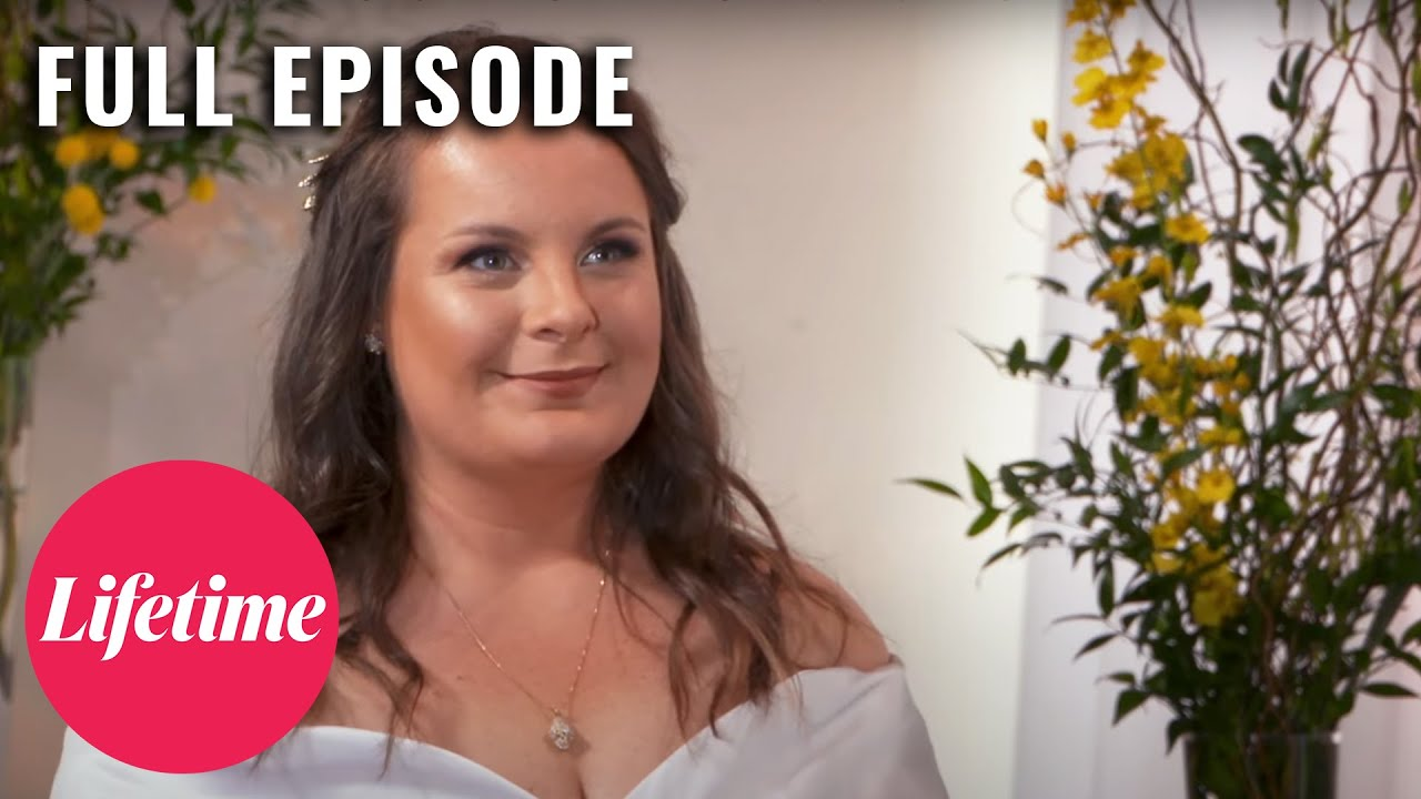 Losing 100 Lbs. By Wedding Day? - The Big Fat Wedding Walk (S1, E3)   Full Episode   Lifetime