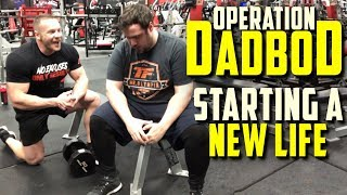 Operation Dadbod | Ep 1 | Saving Seth | Chest Workout PLUS Diet and Training Plan