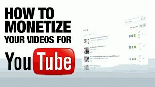 How to monetize your youtube videos for free 100 % work