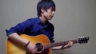 エンドロール/秦基博(ギター弾き語りcover)