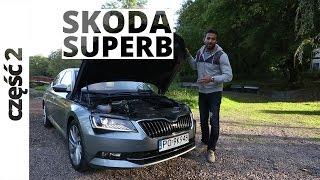 Skoda Superb 1.4 TSI 150 KM, 2015 - techniczna część testu #230 thumbnail