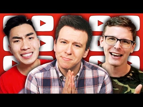 Thumbnail: Why I Didn't Talk About Ricegum Content Cop, Apologizing For Fake News, and More...