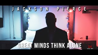 Jackson Pierce | Great Minds Think Alone [OFFICIAL MUSIC VIDEO] | REACTION