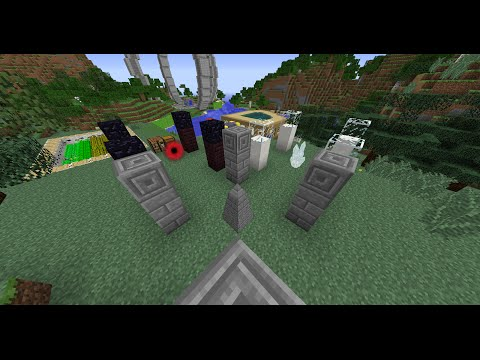 Minecraft Ars Magica: the black aurem & celestial prism how to