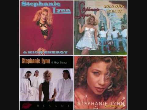 Pensando En Ti - Stephanie Lynn & High Energy